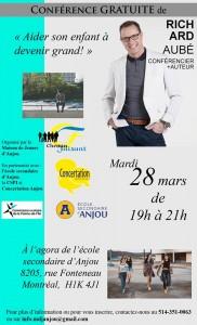 Conférence MDJ